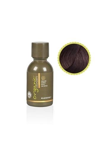 Organic Organic Colour Systems 4NN Yoğun Orta Kahve Renksiz